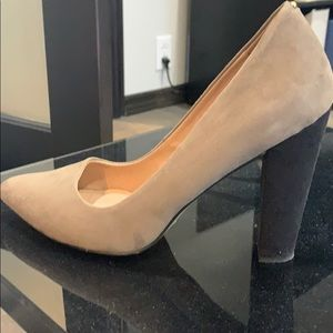 Aldo Shoes - Tan Heels